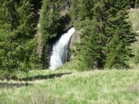 Waterfall in the South San Juans